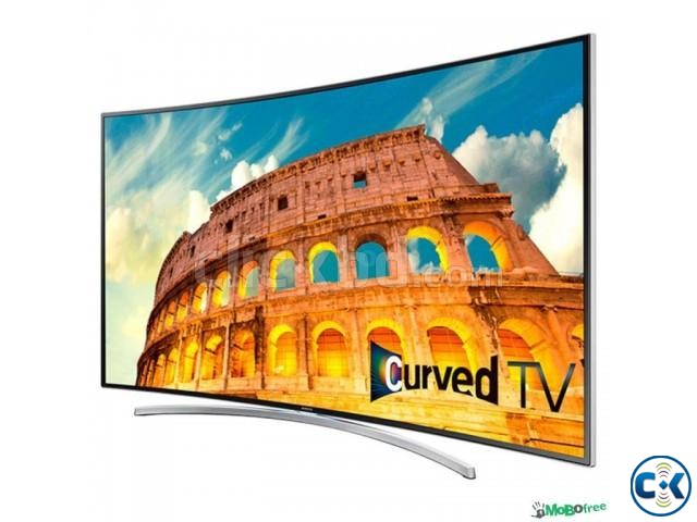 55 Class JS9000 Curved 4K SUHD Smart TV | ClickBD large image 2