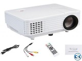 RD-805 Mini LED HD Projector Portable Projector