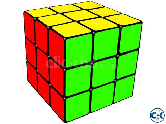 Rubik s Cube Puzzle | ClickBD large image 0