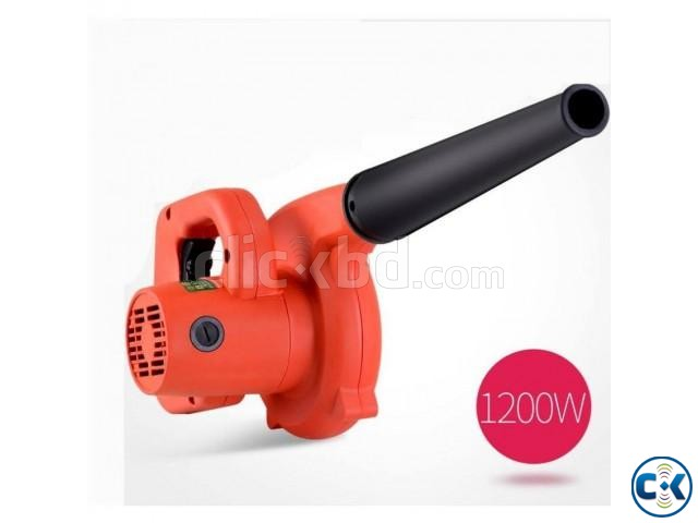 1200W Computer Chassis Dust Blowing Dust Vacuum Cleaner Hair | ClickBD large image 0