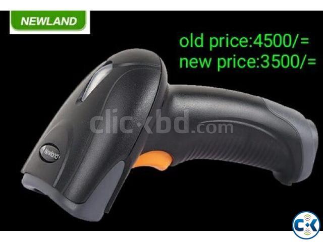 Newland High End Laser Barcode Scanner | ClickBD large image 0