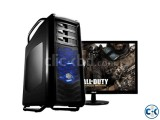NEW PC_Core i3 pc 4gb 1TB 17 LED