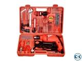 Drill Machine 120pic set