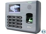 ZK TX628 Biometric Fingerprint Time Attendance Machine