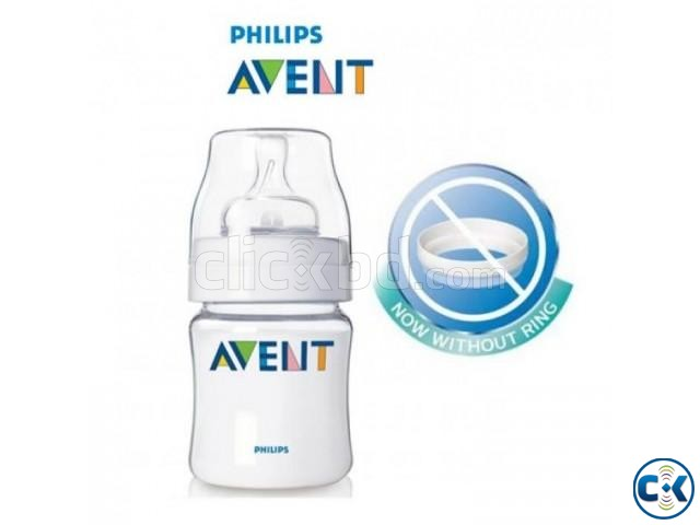 Philips Avent Feeding Bottle Classic Plus 2 Pack 125ml | ClickBD large image 1
