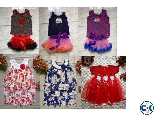 Branded Kids Dress | ClickBD large image 0