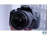Canon EOS 1200D 18-55 mm Lens Telephoto Zoom DSLR Camera