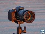 Nikon D5500 Expeed 4 Processor 24.2MP 18-55 mm DSLR Camera