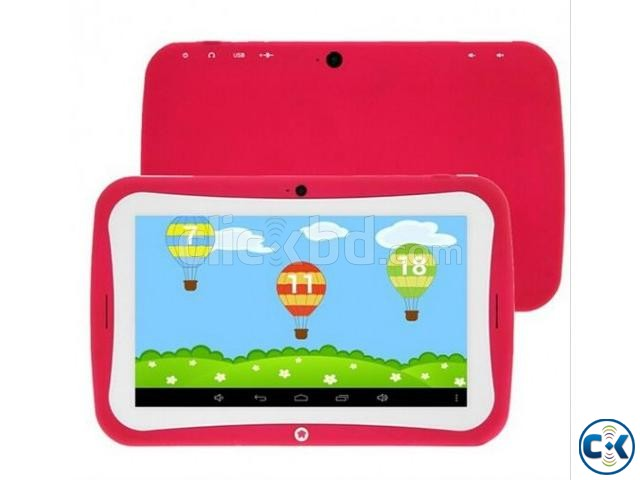 Kid s Wifi tablet Pc 1GB RAM | ClickBD large image 0