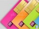 Golden Old Sim Sell Cheap Price