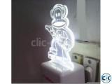 3D Sensor NightLight Creative Life-