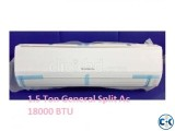Small image 3 of 5 for Fujitsu O General 1.5 Ton Split Type AC 3 Years Warranty | ClickBD