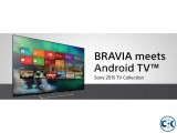 Sony Bravia W800C 50 inch Smart Android 3D LED TV