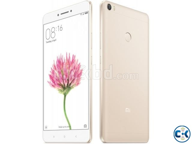 Xiaomi Mi Max 4GB 128GB Prime Edition Brand New Intact  | ClickBD large image 0
