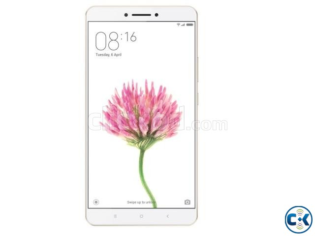 Xiaomi Mi Max 4GB 128GB Prime Edition Brand New Intact  | ClickBD large image 1