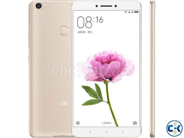 Xiaomi Mi Max 4GB 128GB Prime Edition Brand New Intact  | ClickBD large image 2