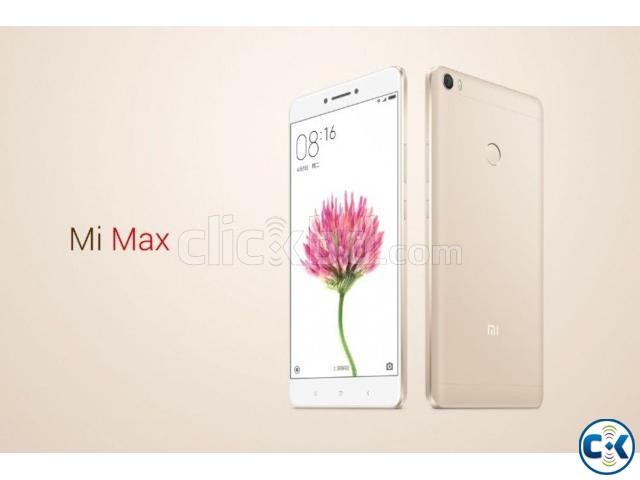 Xiaomi Mi Max 4GB 128GB Prime Edition Brand New Intact  | ClickBD large image 3