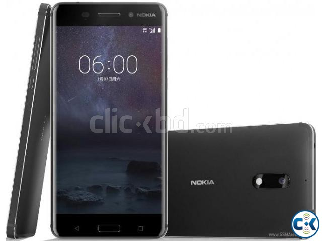 Nokia 6 4GB 64GB Brand New Intact  | ClickBD large image 0