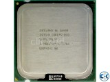 Intel Core 2 Duo E8400 Processor 6MB Cache