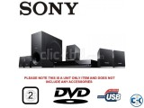 SONY HOME THEATER SYSTEMS SOUND BAR