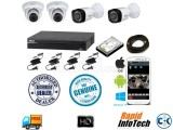 CCTV CAMERA PACKAGE Mobile view