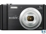 Sony DSC-W800 Point and Shoot 20.1 MP Digital Still Camera