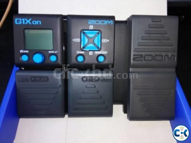 Zoom G1X0n with full box | ClickBD large image 1