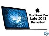 Macbook Pro 15 Late 2013 i7 2.6 GHz 16GB Ram 1 TB SSD