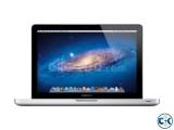 Macbook pro 15 inch Intel Core i7 A1286 2GHz CPU 500GB HDD 4