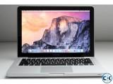 MacBook Pro 13 inch 2.5GHz i7
