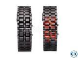 Samurai LED Wrist Watch