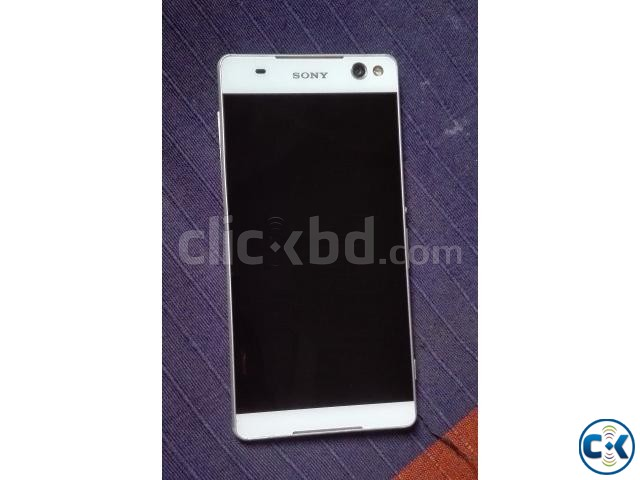 Sony Xperia C5 Ultra-White-Front Back 13 megapixel 2 GB used | ClickBD large image 0