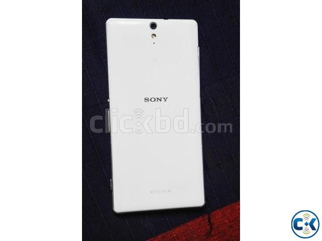 Sony Xperia C5 Ultra-White-Front Back 13 megapixel 2 GB used | ClickBD large image 1