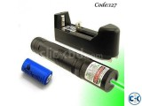 Rechargeable Green Laser light