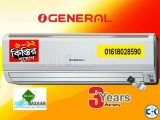 O General AC Price in Bangladesh – ASGA-18FUTBZ 1.5 Ton ac