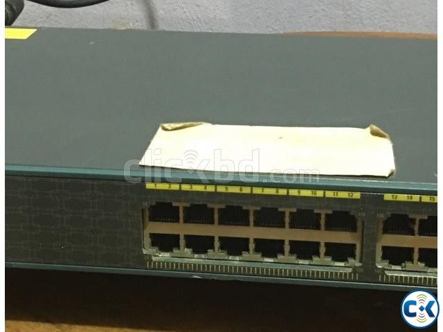 cisco catalyst 2960 series SI | ClickBD large image 0