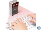 Virtual Wireless Laser Keyboard BT-03.