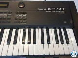 like new roland xp 50 keyboard japan