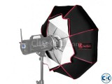 Jinbei 80cm Portable Beauty Dish with Grid for Godox Mount