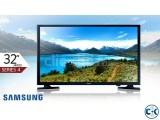 32''Samsung TV J4003 Hyper Real HD LED Television