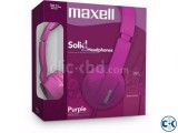 Maxell Solid 2 Headset