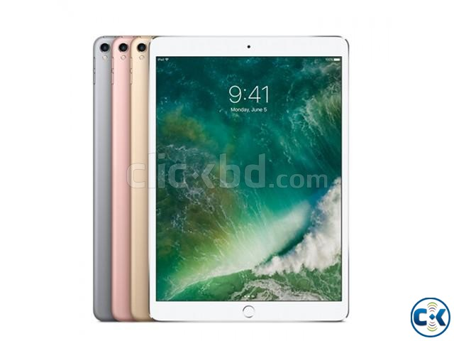 iPad Pro 10.5 Inch 2017 256GB Wi-Fi Cellular  | ClickBD large image 1