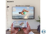 Sony Bravia 55'' W650D Smart Screen Mirroring FHD LED TV