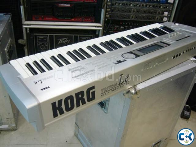 Korg Triton Le Brand New Call-01748-153560 | ClickBD large image 0