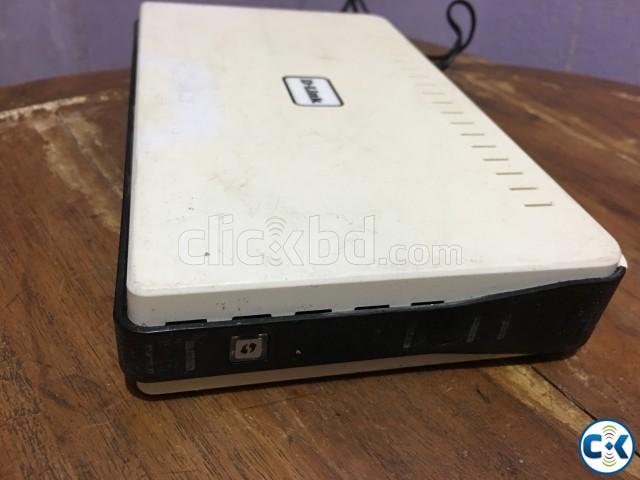 D-link gigabit usb router | ClickBD large image 0