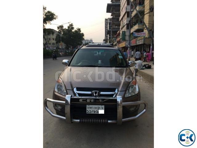 Honda CRV 2002 | ClickBD large image 0