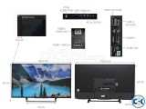 TV LED 49'' SONY W750D FULL HD Smart TV