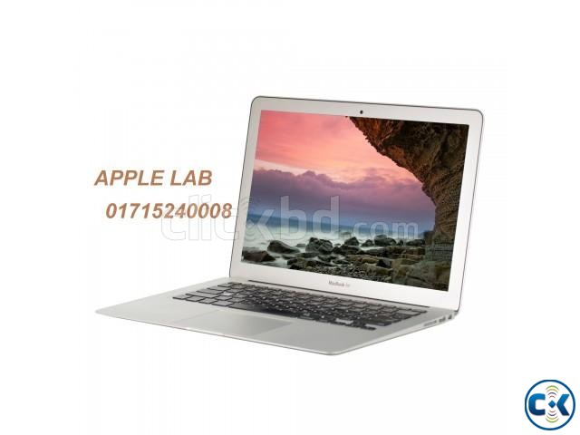 MACBOOK AIR 13 LAPTOP I5 | ClickBD large image 0