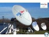 Tata Sky New Dish Setup Recharge
