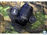 Nikon AF-S 55-300mm f 4.5-5.6G VR ED DX Lens